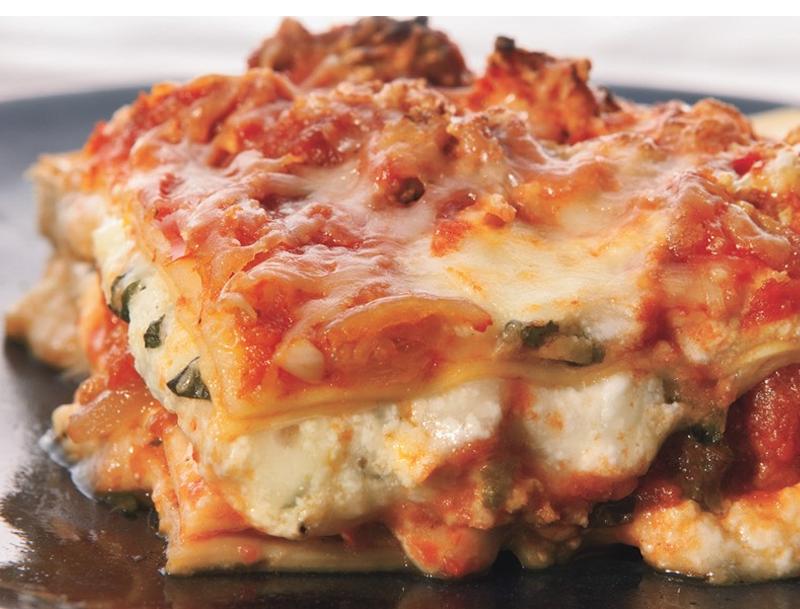 Turkey Sausage Lasagna - DuraChef®
